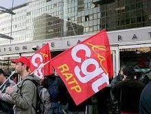 Rencontre militante RATP-SNCF dans le 15ème