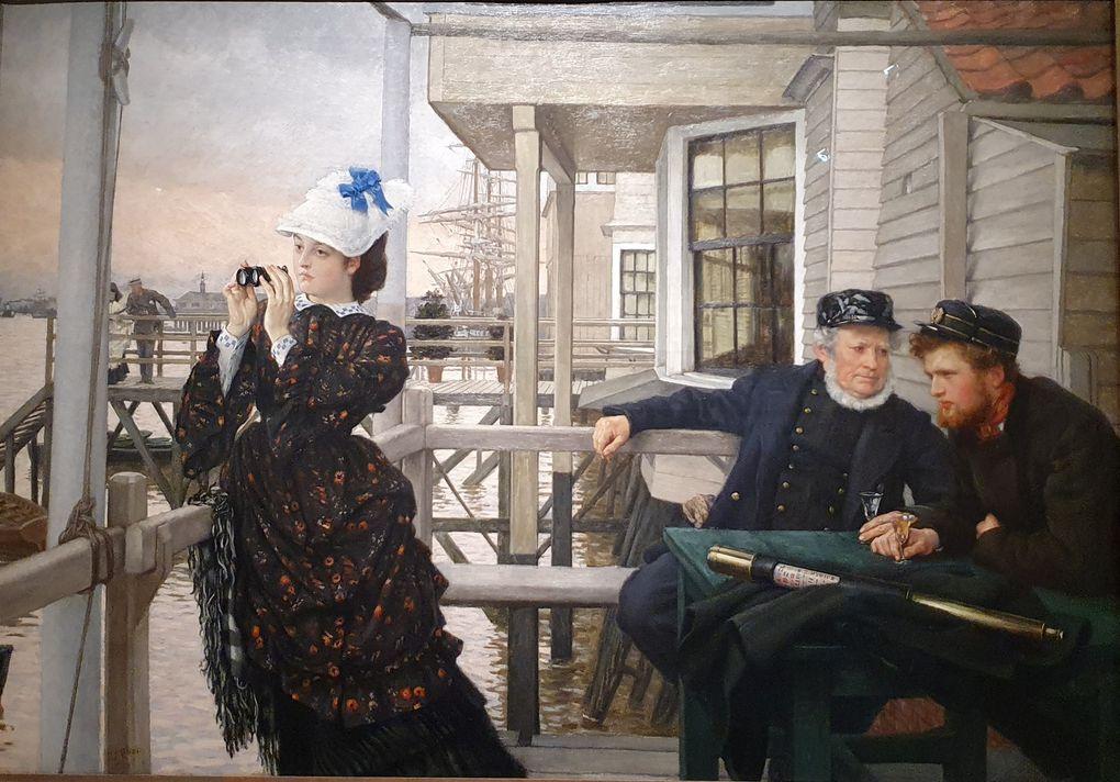 James Tissot, l'ambigu moderne au musée d'Orsay