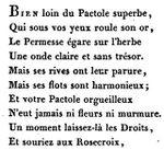 Le Permesse et le Pactole... Souriez aux Rosecroix!