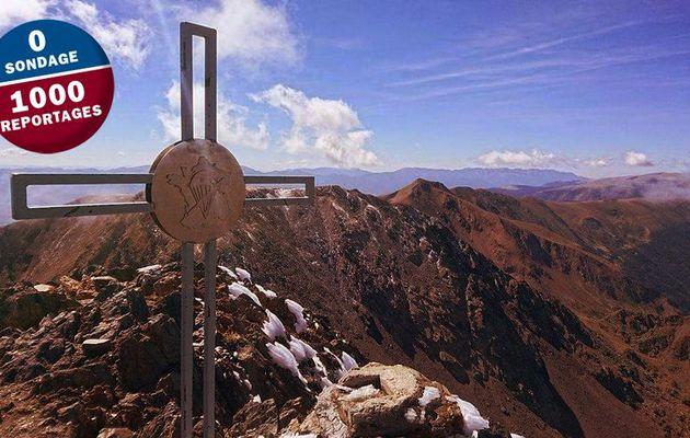 Des randonneurs dénoncent la multiplication des croix religieuses sur les sommets catalans