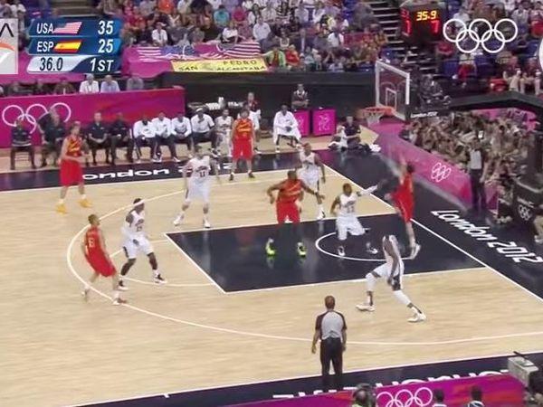 On commence 2017 en vidéo et en basket !