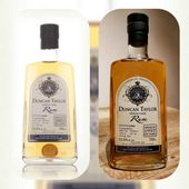 Duncan Taylor - Uitvlugt 11/97-18 YEARS & DIAMOND 2002 14 YEARS - Passion du Whisky