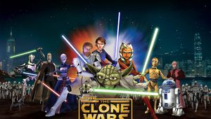 Star Wars : The Clone Wars (2008) - Transitoire et Personnel