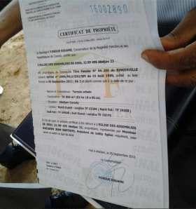 Côte d'Ivoire / Pourquoi les paysans doivent refuser de vendre la terre aux étrangers (#LNC)