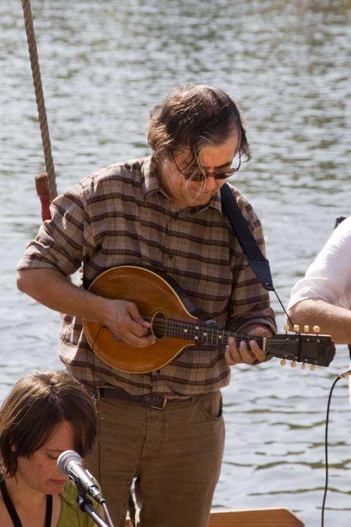 Orléans le 27 sept 2009 : dernier jour du Festival de Loire