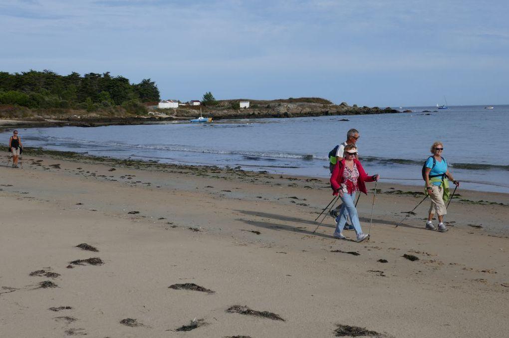 Île d'Yeu - 15 et 16 sept 2018 - Retours de WE