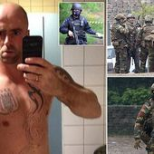 Hundreds of special forces hunt heavily armed Belgian soldier