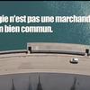 BORT LES ORGUES (Dordogne) : prise du barrage par les salariés CONTRE le privatisation macronienne !
