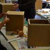 Atelier BPJEPS - Meubles en carton - Angers
