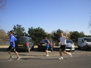 Le samedi 29 Février 2009 15H00 les 10 KMS du parc paysager à St Nazaire le Running Club croisicais participe à sa première course.Le 27 Février 2010 le R2C arbore ses nouvelles couleurs.