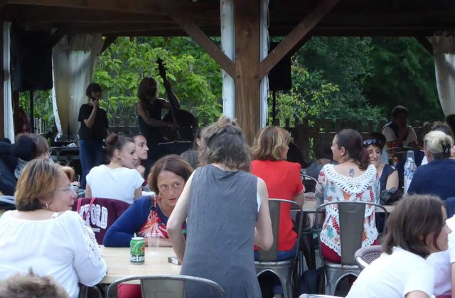 Ambiance famille au Moulin insolite