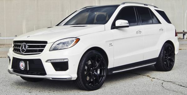 Mercedes ML63 AMG by Inspired Autosport