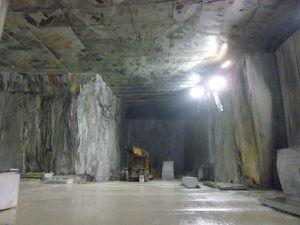 Cava di marmo di Fantiscritti - Carrara
