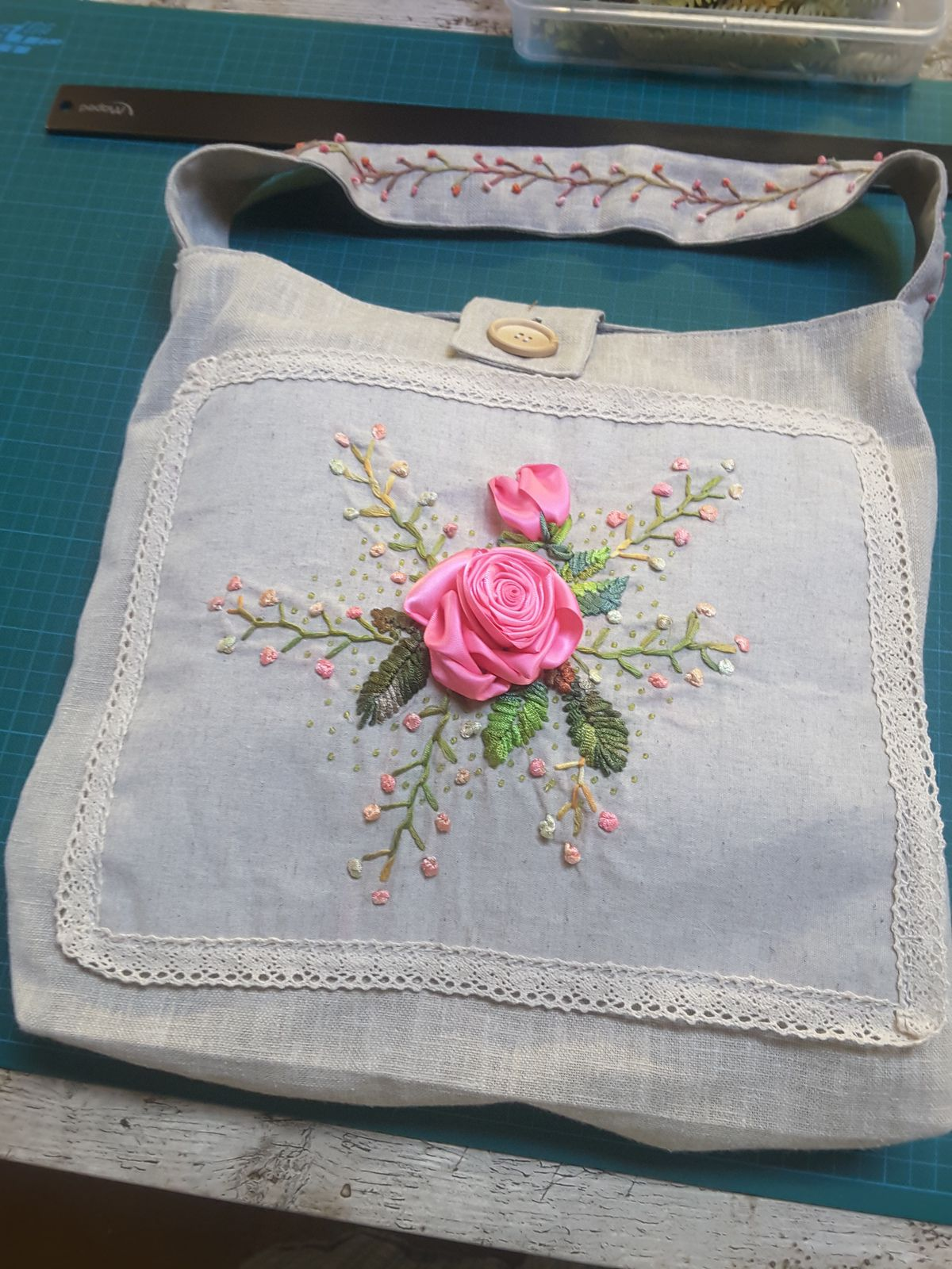 couture et broderie