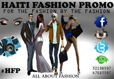 HAITI FASHION PROMO