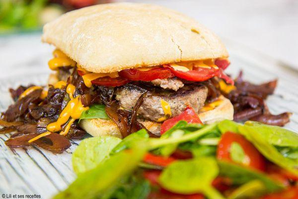 Le burger franco-américain : The wil burger