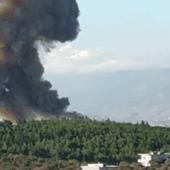 En Syrie, l'aviation russe détruit un camp islamiste sous contrôle turc
