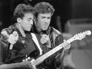 Wham! Birthday final 30 years !!