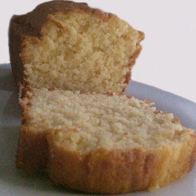 Cake au lait concentré et amande