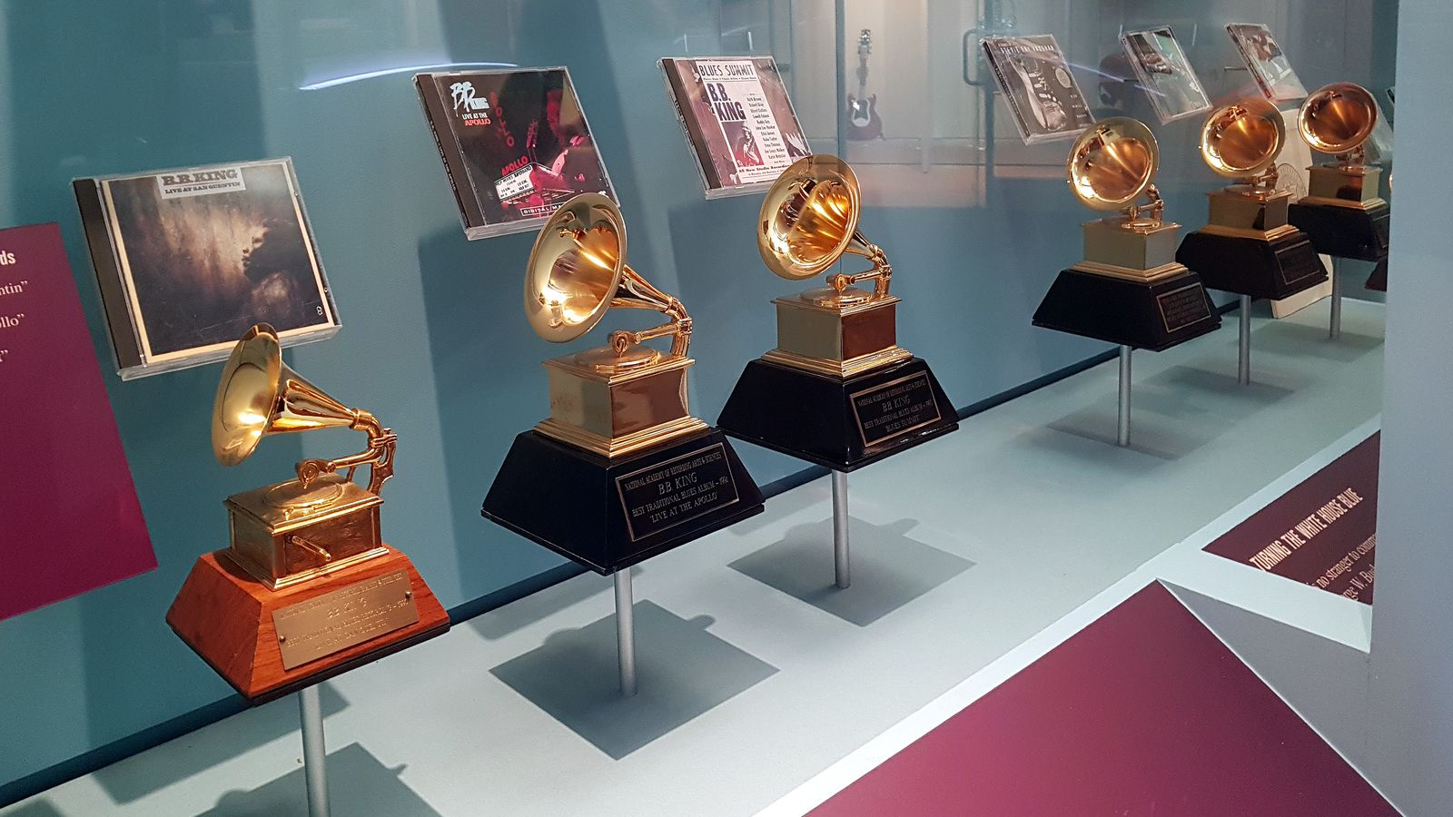 B.B. King Museum Grammy Awards