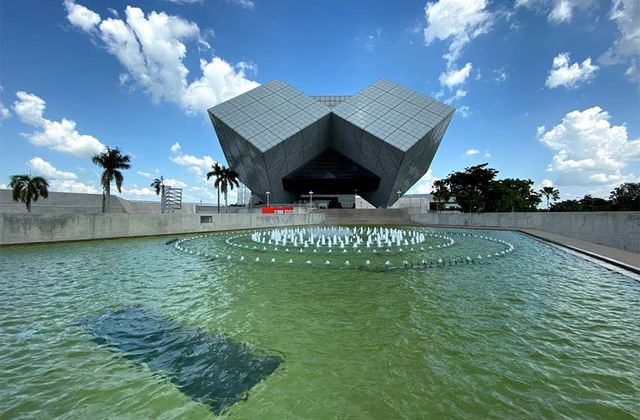 Le Musée national des sciences à Pathum Thani