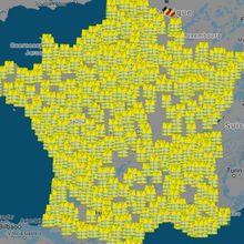 Combien de gilets jaunes dans la rue le 8 décembre?