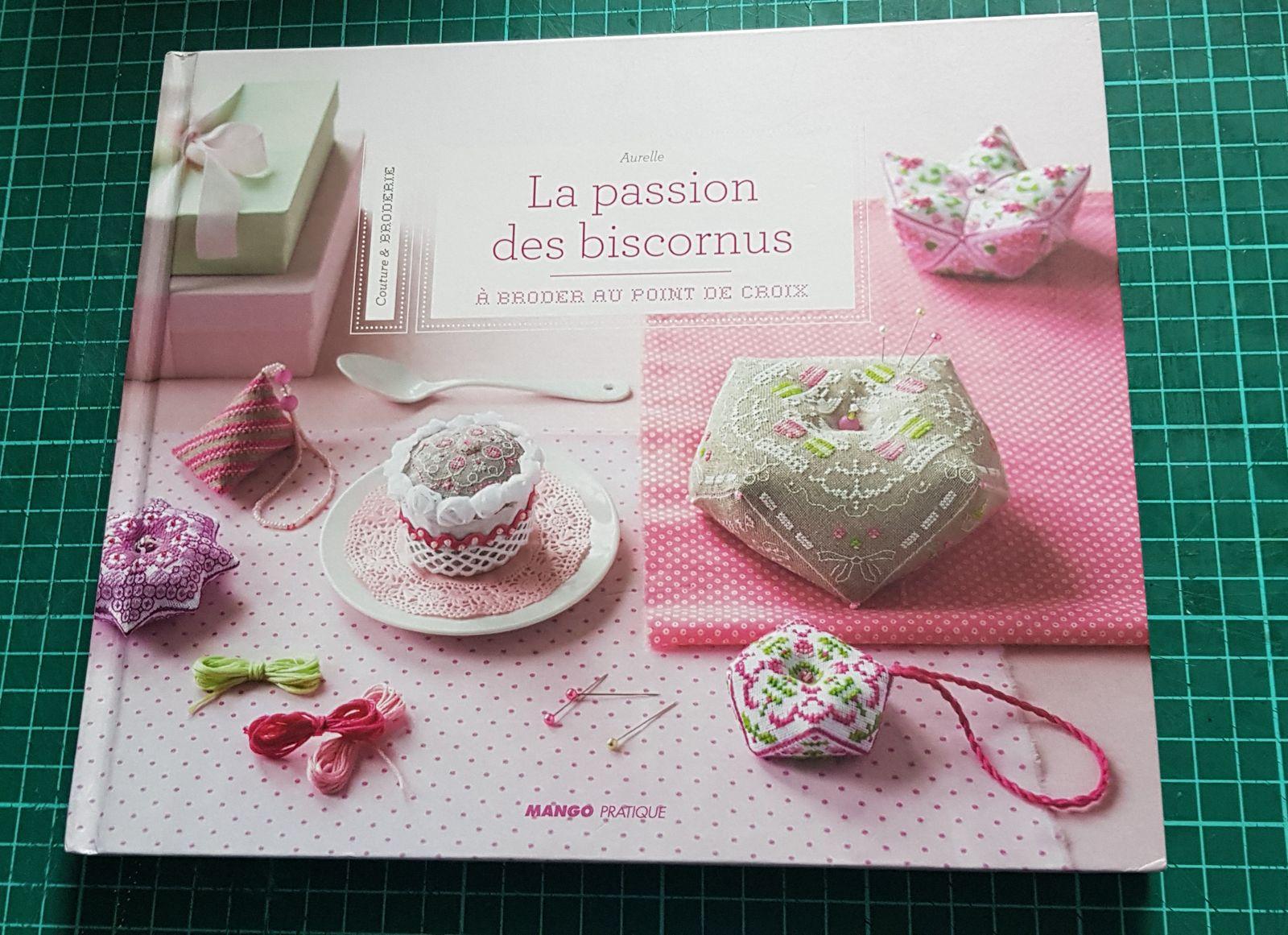 Tiré  d apres mon livre la passion des biscornues il y avait longtemps que je n en avais pas fait aussi