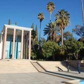 Jardins et mausolée de Saadi - LANKAART