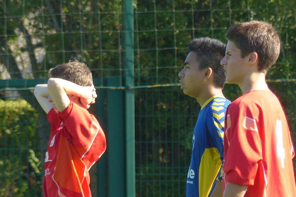 Coupe de Lorraine - 1er tour - Ludres 7-0 Gondreville - Stade du Bon Curé