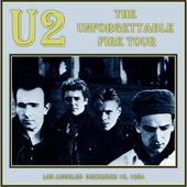 U2 -Unforgettable Fire Tour -16/12/1984 Long Beach USA- Long Beach Arena - U2 BLOG