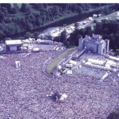 Red hot chili peppers concert Live (DVD) - At Slane Castle