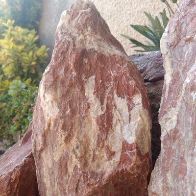 Marbre rouge de Caunes Minervois