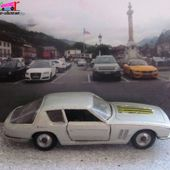 JENSEN COUPE VIGNALE POLITOYS EXPORT 1/43 - car-collector.net