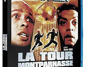 [REVUE CINEMA BLU-RAY] LA TOUR MONTPARNASSE INFERNALE