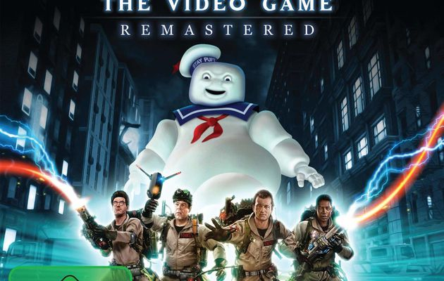 [TEST] GHOSTBUSTERS THE VIDEO GAME REMASTERED PS4 : les chasseurs de fantômes reviennent en HD