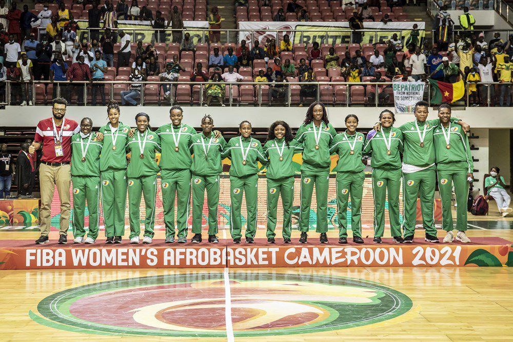 AfroBasket Women 2021 : le Cameroun crée la sensation en battant le Sénégal en finale de troisième place