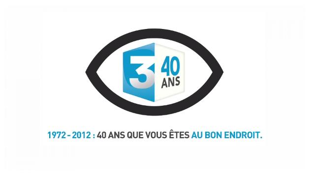 France 3 fête ses 40 ans