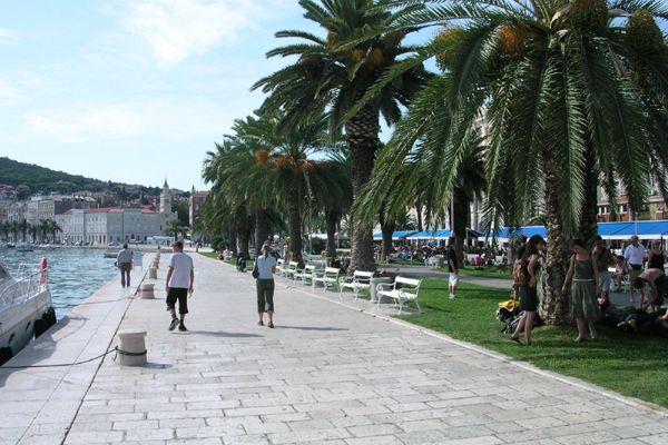 Split une belle ville !!