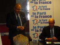 Compte-rendu de la réunion militante à Val-de-Reuil