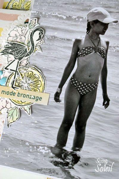 Douceur estivale : un mini album exotique