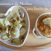 Parmentier de merlan aux fruits de mer, en cocotte, de Mamigoz - Chez Mamigoz