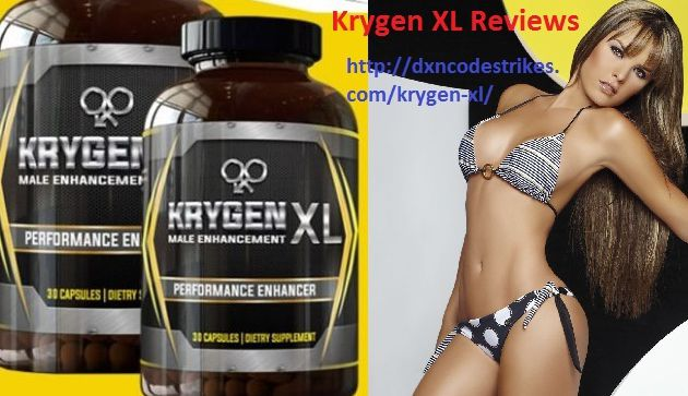 Krygen XL Reviews is a best Male Formula on Dragons Den