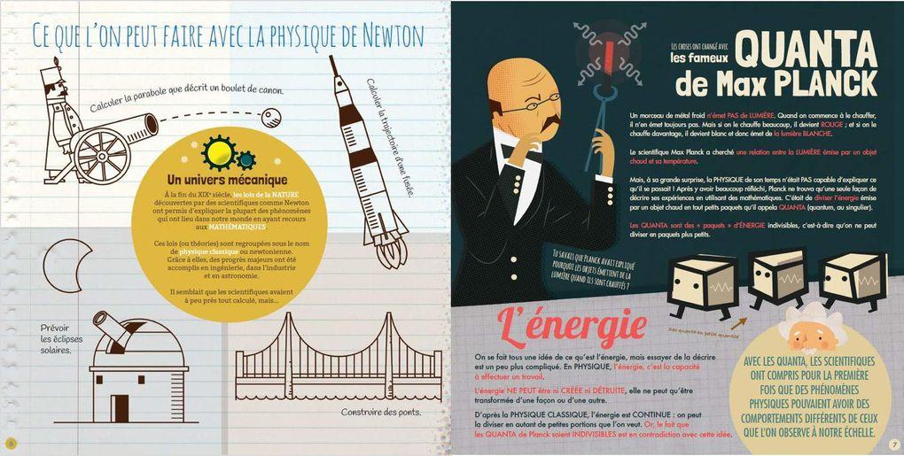 Dr Albert présente :La physique quantique (même pas peur)
