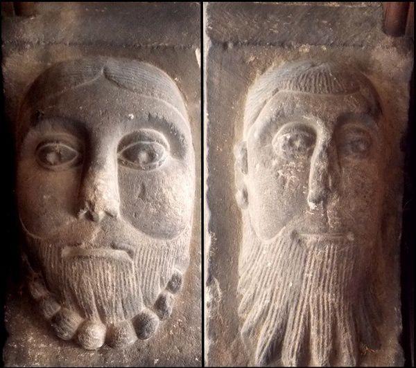 Statuaire de Saint-Léger de Guebwiller
