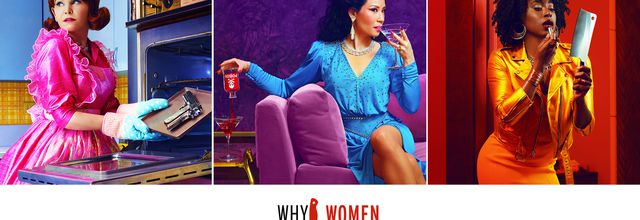 """""""Why women kill"""", nouvelle série à découvrir dès ce soir sur M6"""