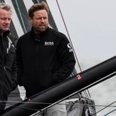 Alex Thomson forced to withdraw from the Transat Jacques Vabre race after severe damage to the keel of his Hugo Boss boat - 3D SPORT CENTER