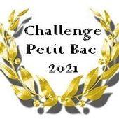 Challenge Petit Bac 2021... Qui veut jouer?