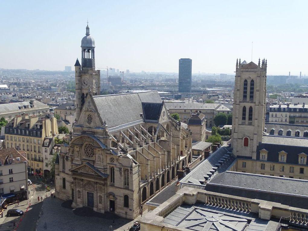 Escapade à Paris : Panthéon et Village Royal