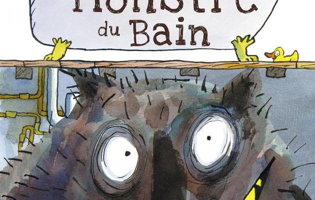 Le monstre du bain de Colyn Boyd et Tony Ross