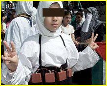Afghanistan : une fillette de 10 ans aurait été forcée de commettre un attentat suicide